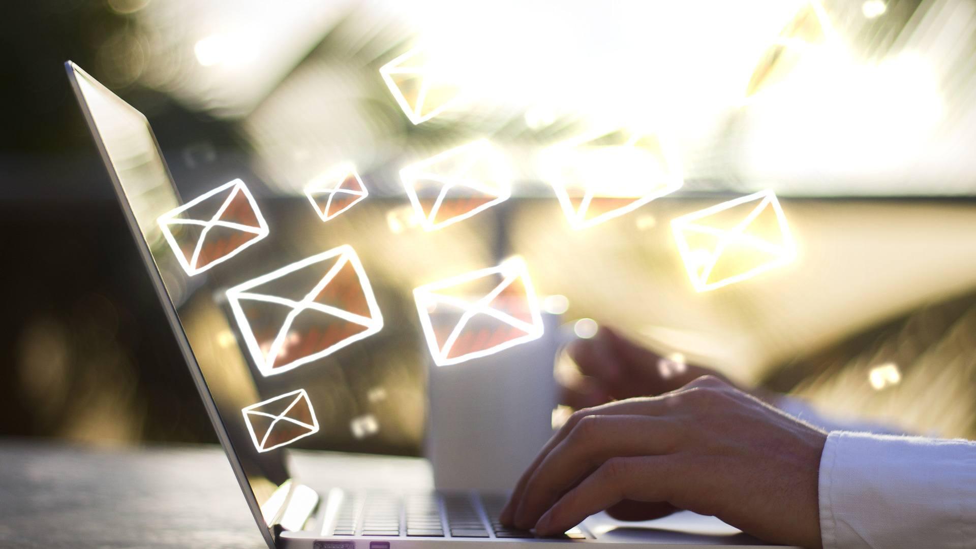 Venta a Puerta Fría por Email